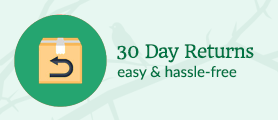 Easy & Hassle Free 30 Day Returns